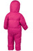 Columbia Snuggly Bunny Bunting Toddlers Punch Pink/Punch Pink Dot